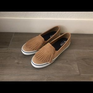 Sperry Top Sider leather shoes Sz 9.5